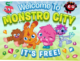 Welcome to Monstro City! It's Free!